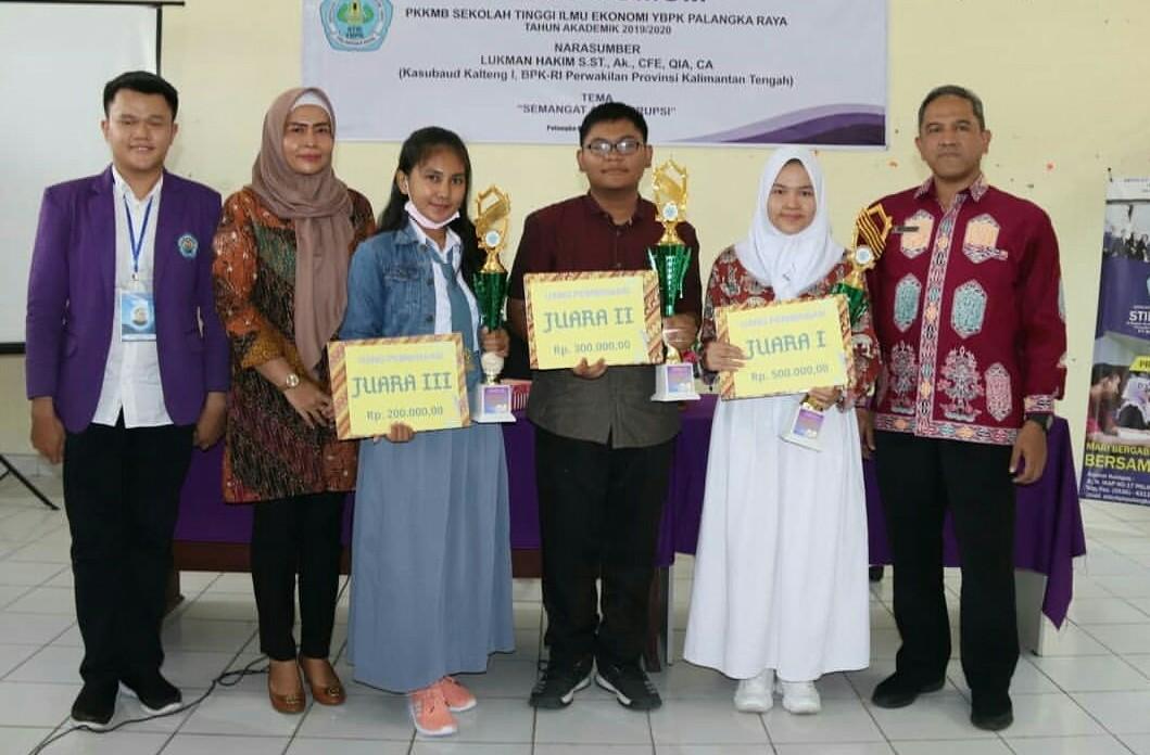 STIE YBPK Adakan Lomba Karya Tulis Ilmiah untuk Tingkat SMA/SMK